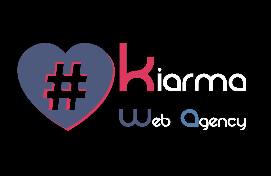 Kiarma_Web_Agency_Avola_logo_bianco_2