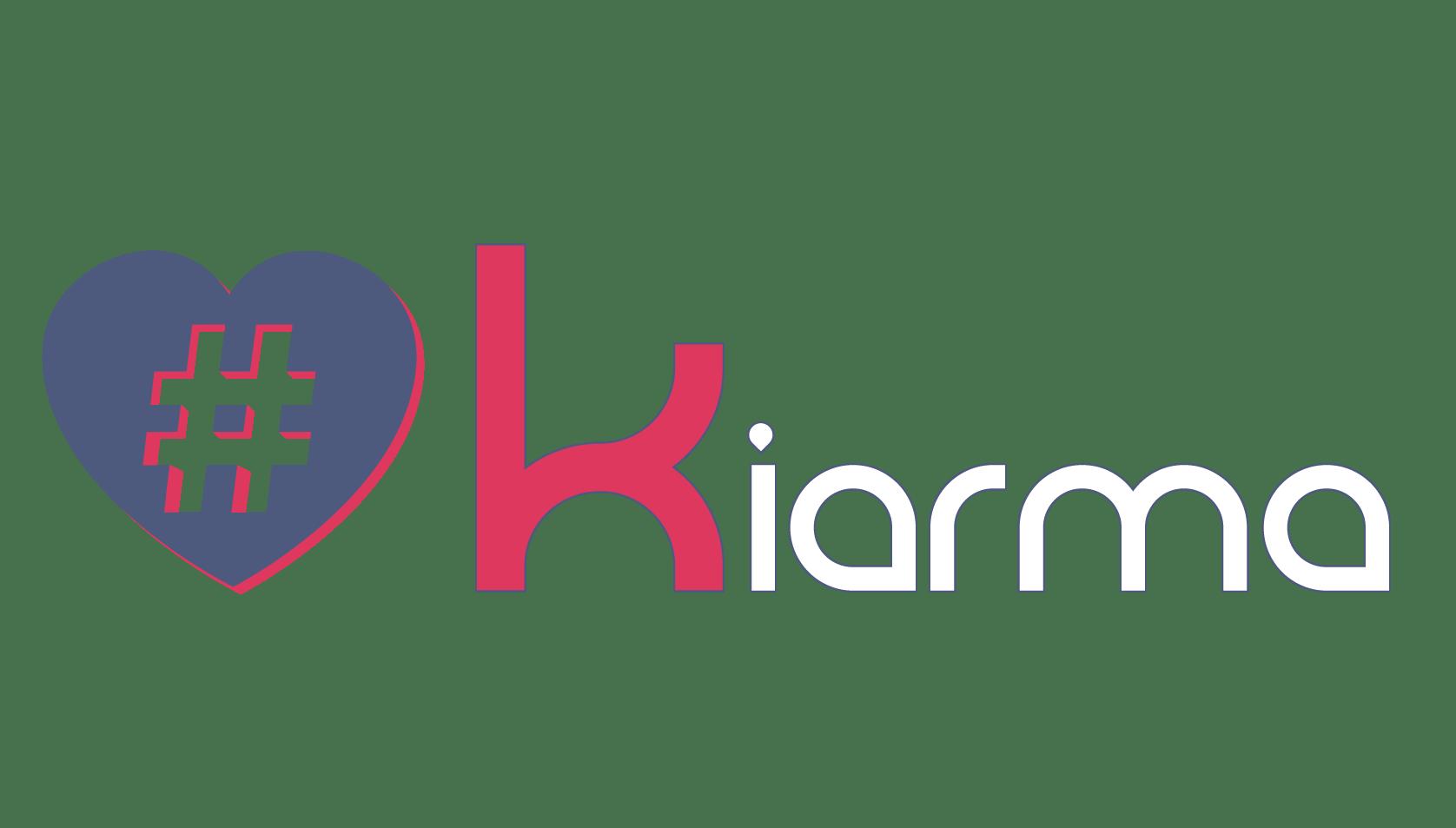 Kiarma_web_agency_logo_bianco_traccia_2019
